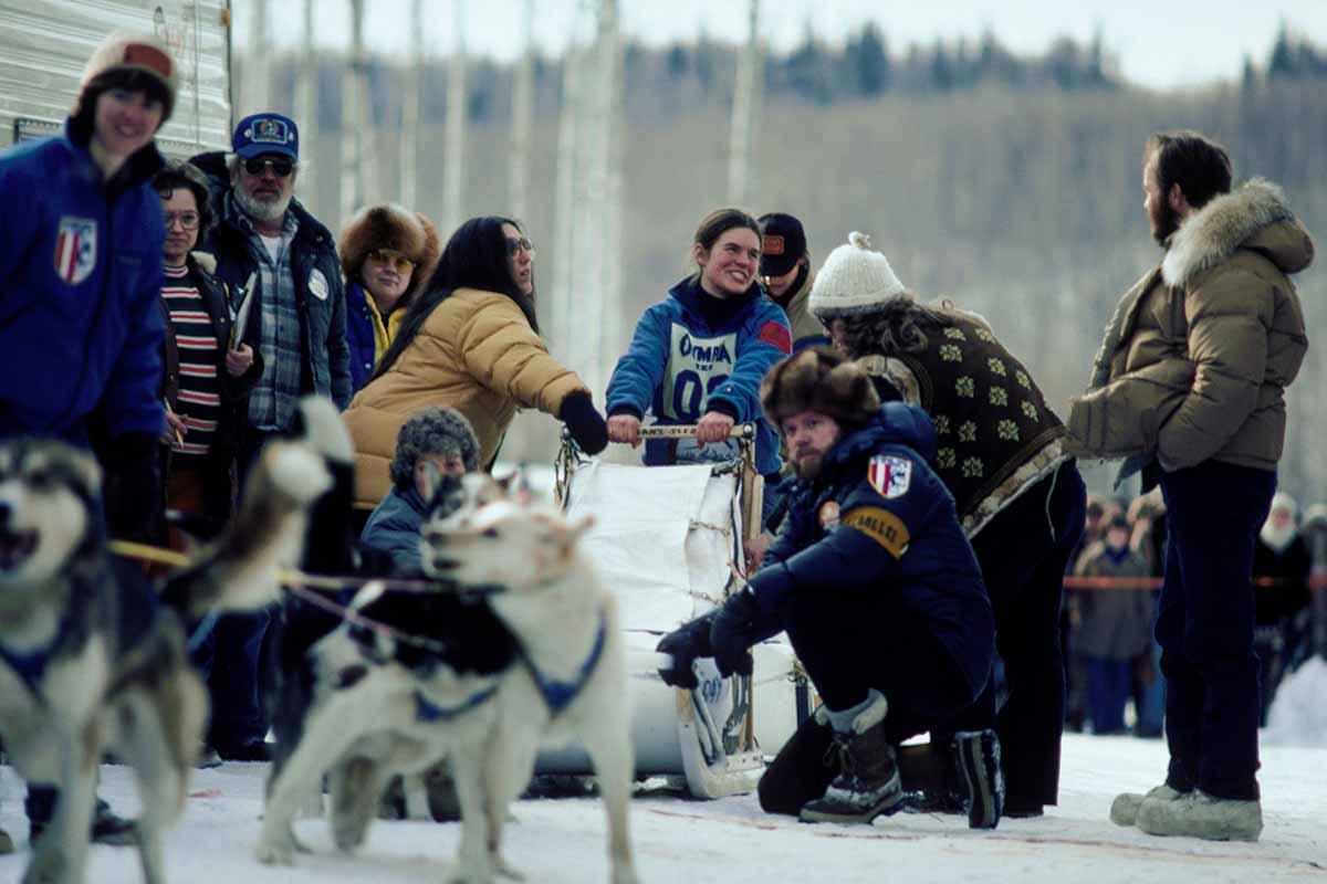 83 Iditarod