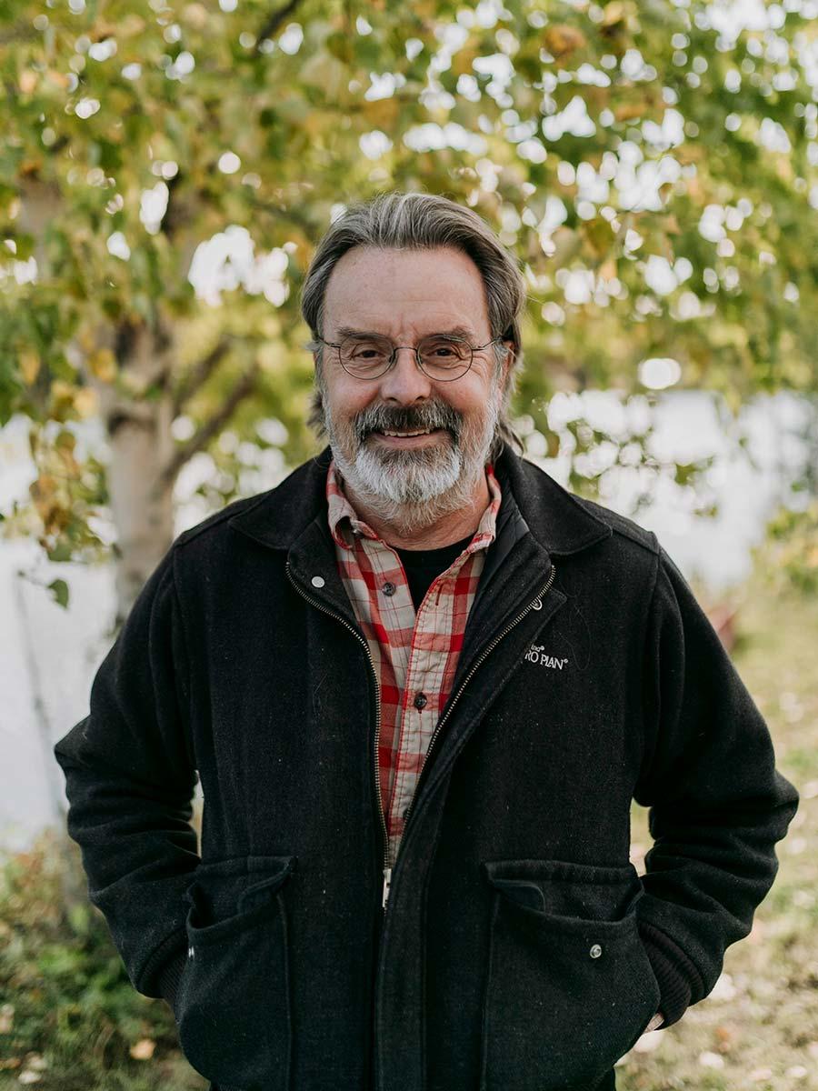 David Monson Headshot
