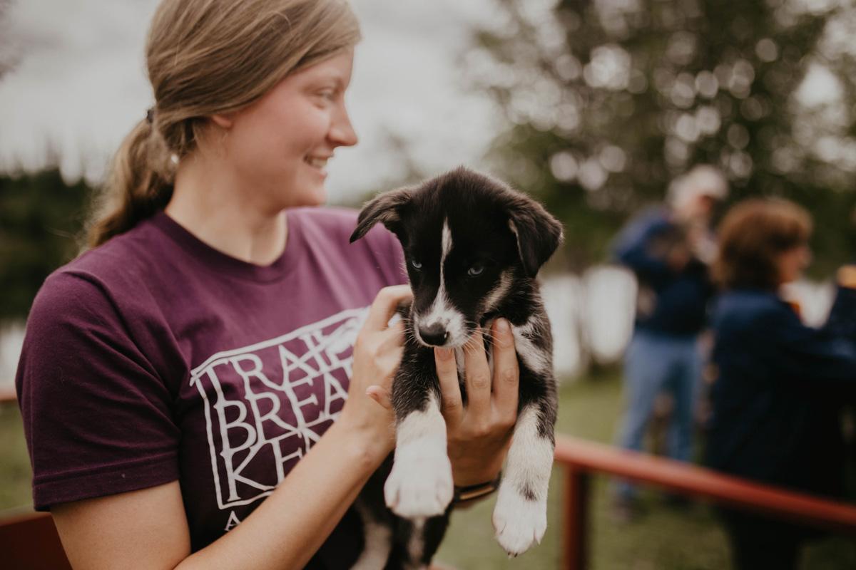 Jenna W Puppy 1